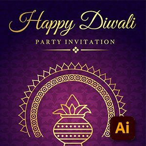 Diwali-Invitaion-Studious31Shop-WesbitePoster