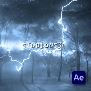 Lightning Horror Intro Cover Studiou31