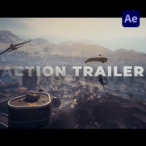 Epic Cinematic Action Trailer Cover Studious31