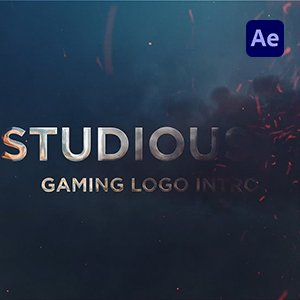 FIre-Gaming-Logo-Intro-AE-TemplateCover-Studious31