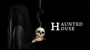 Haunted House Frame Opening Title 1 - Studious31