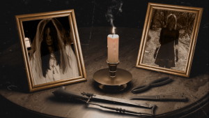 Haunted House Frame Opening Title 3 - Studious31