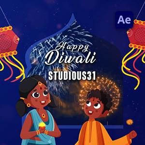 Diwali-Invite-WIshing-Video-WebsiteCover-Studious31